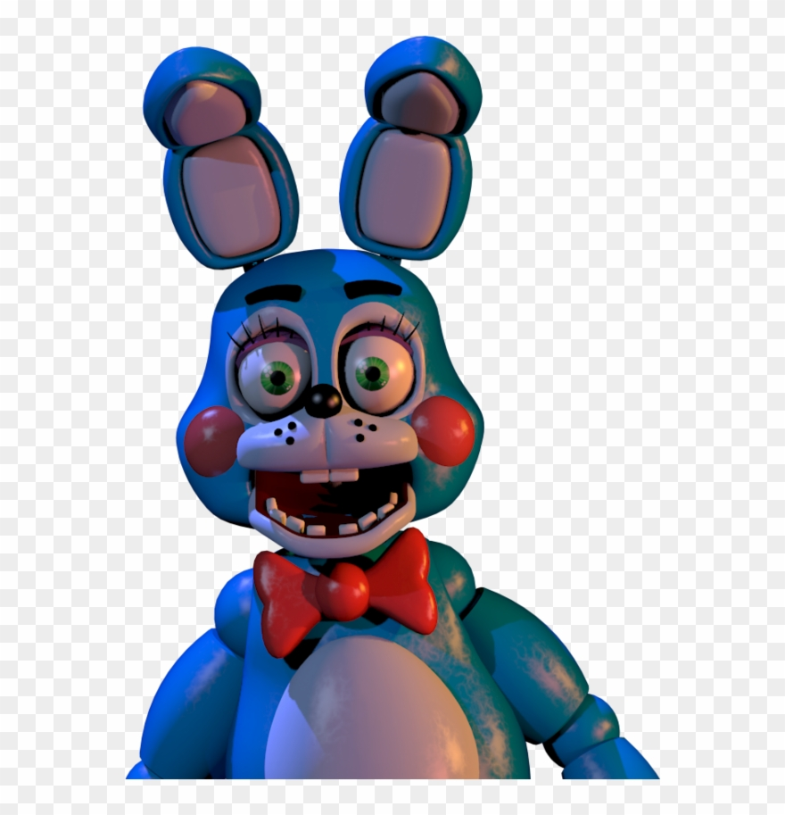 Five Nights At Freddy's Bonnie Animated five nights at freddys 2 toy bonnie part pngthesitcixd