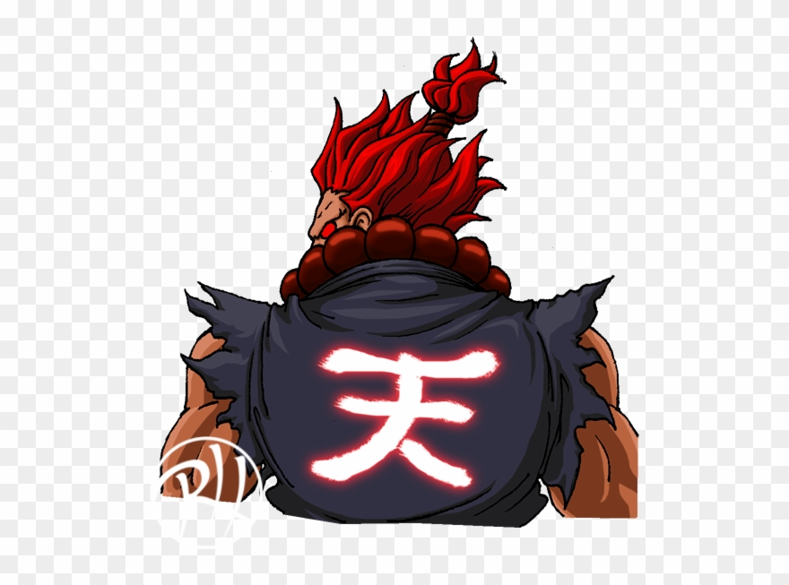 Akuma Street Fighter Akuma Avatar Clipart 4128886 Pinclipart