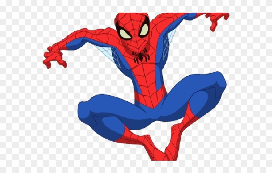 Spider Man Clipart Protagonist - All Spectacular Spider Man Suit - Png Download