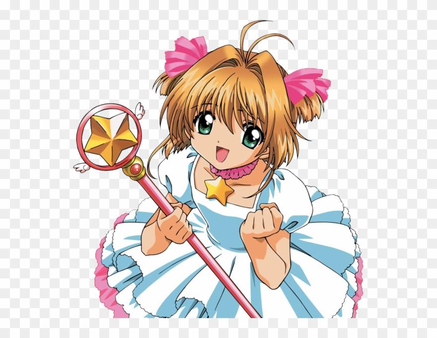 Cardcaptor Sakura Sakura Card Captor Png Clipart 4137720