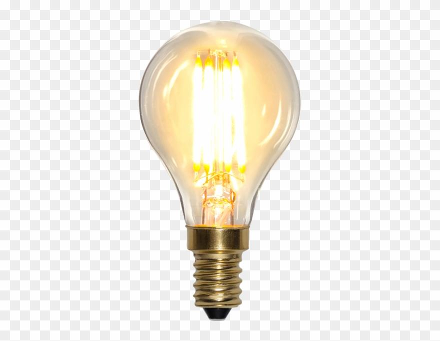 Led Light Bulb Png - Led Lamp Glowing Png Clipart (#4142600
