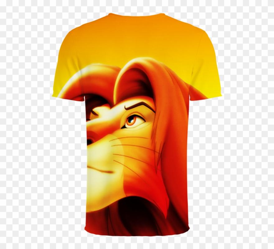 416 4167293 anime movie lion king 3d t shirt lion