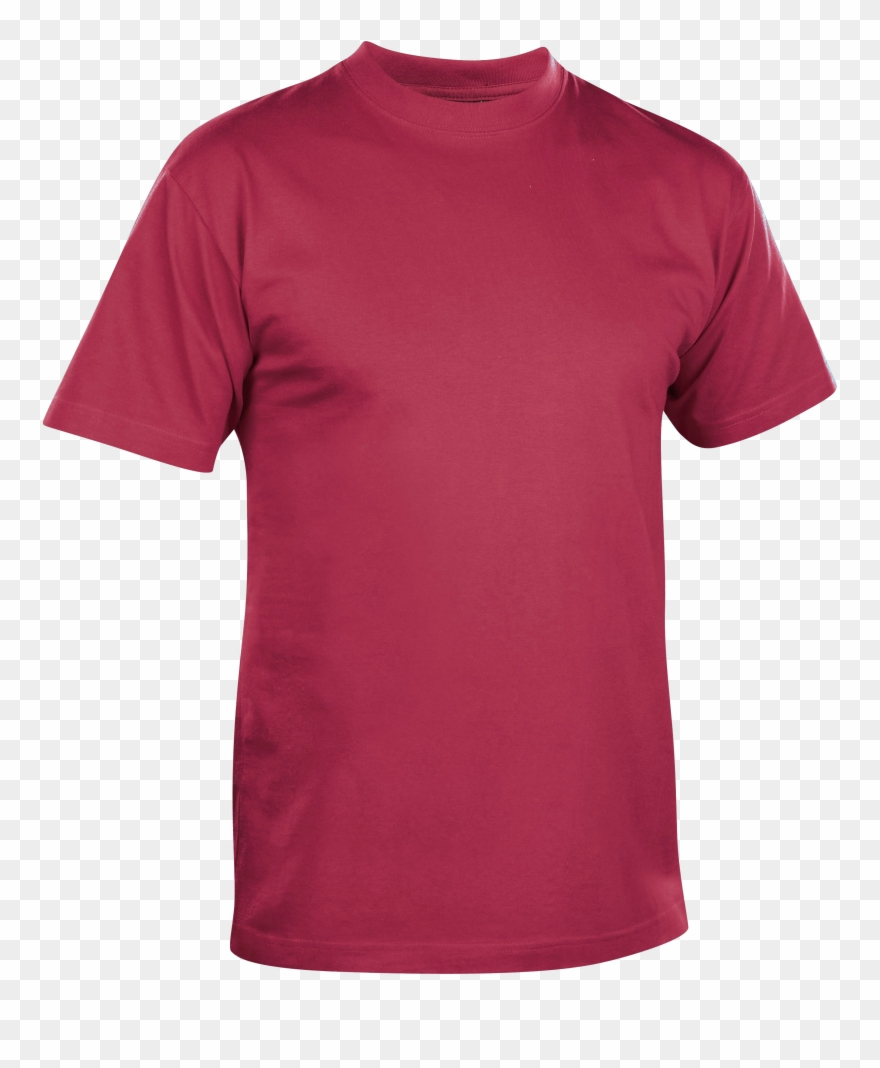 red t shirt transparent background