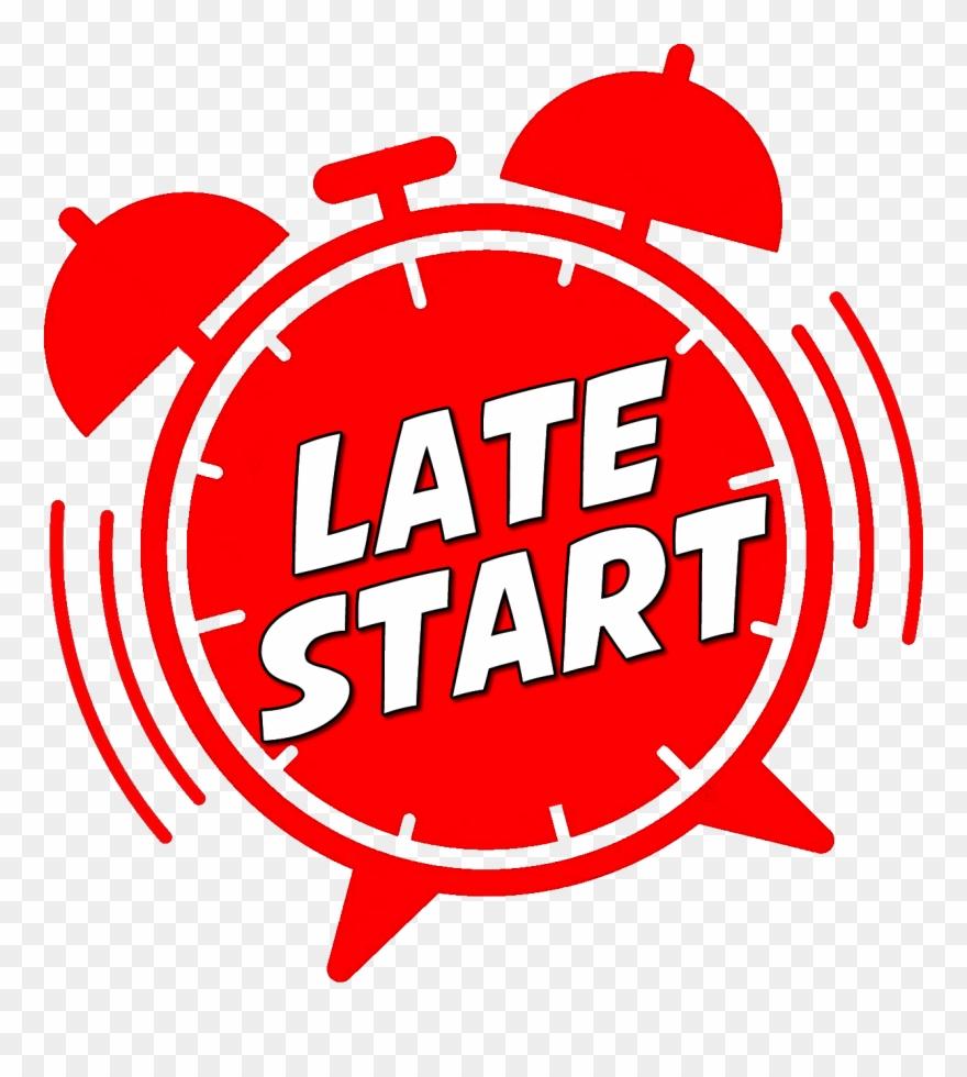 Late Start @ Clipart (#4169253) - PinClipart