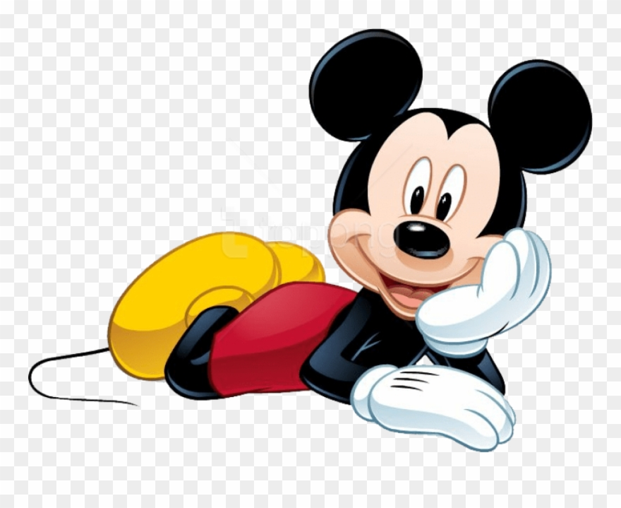 Download Clipart Photo Toppng - Mickey Mouse Transparent Png