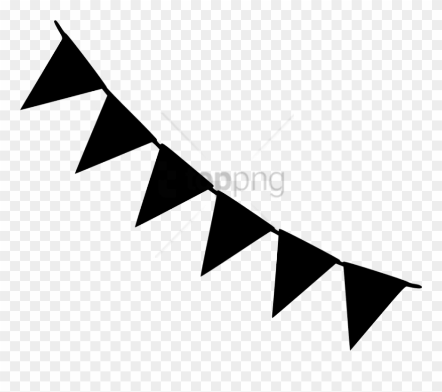 Clip Art Black and White Party