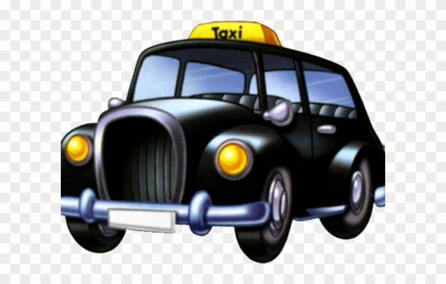 Taxi Clip Art