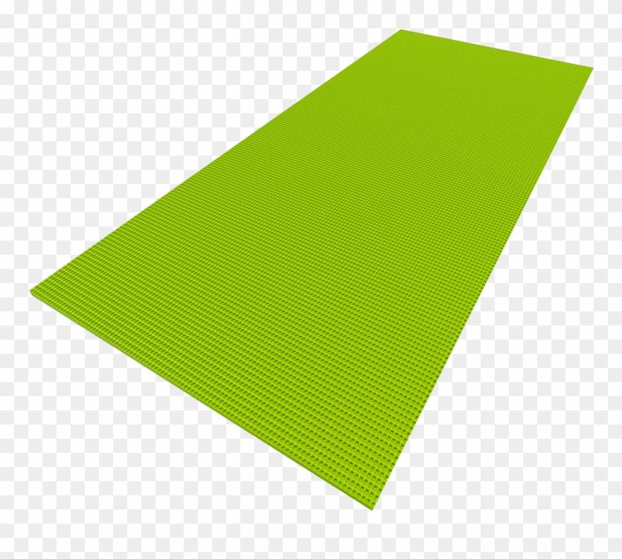 Yoga Mat Png Transpa Images Pluspng Exercise Mat Clipart 4193495 Pinclipart