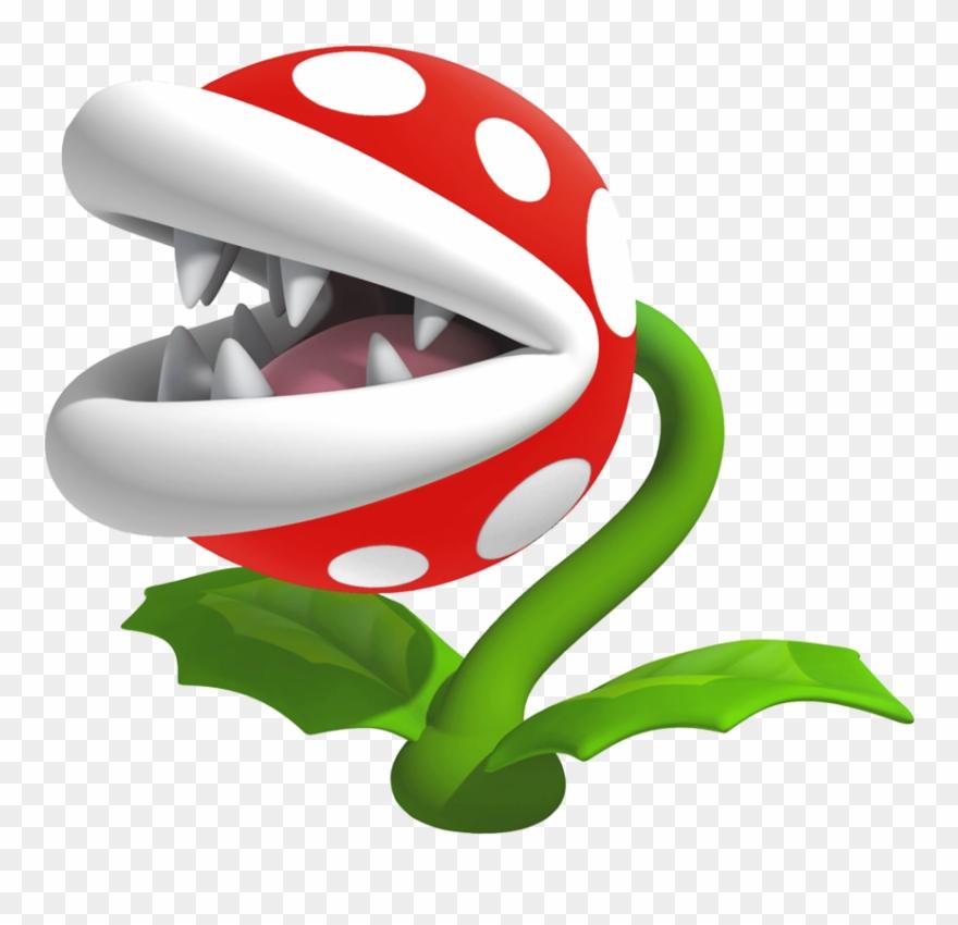Mario Clipart Piranha Plant Super Mario Characters Png