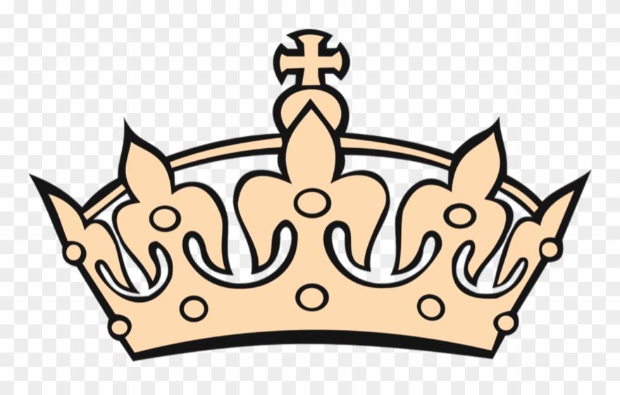 Crown Royal Clipart Clear Background Corona De Rey Para Colorear