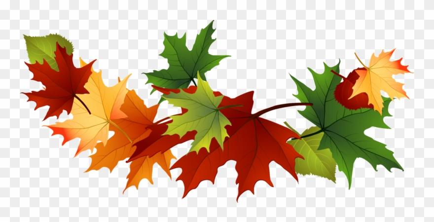 Fall Leaves Clip Art Free Fall Transparent Leaves Free Fall Clip Art Leaves Png Download 428276 Pinclipart