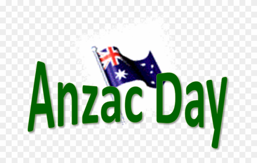 Png Anzac Day Graphic Design Clipart 4215538 Pinclipart
