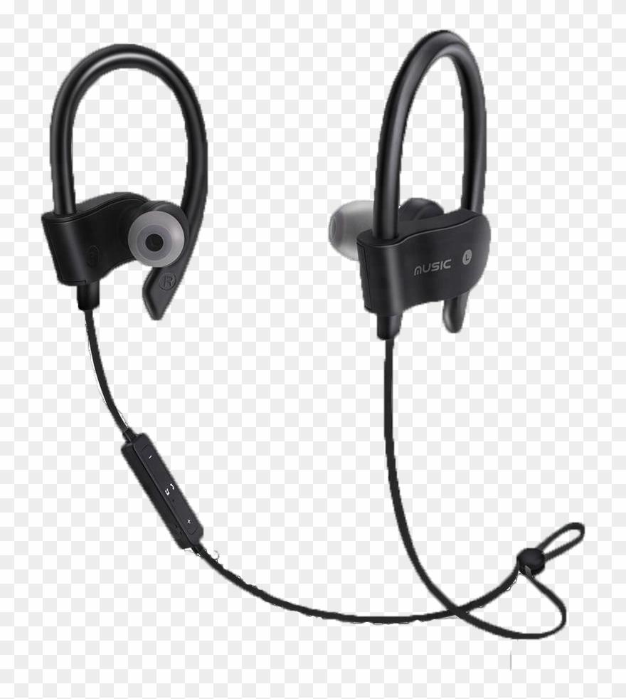 Clip Earphones Around Ear Different Types Of Bluetooth Earphones Png Download 4229748 Pinclipart