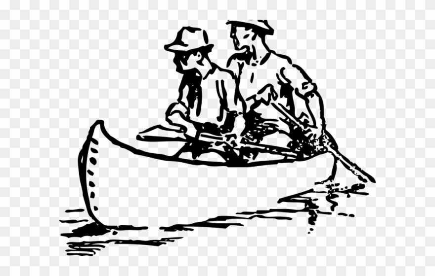 Fisherman Clipart Boat Ride Ve Lost 40 Lbs Png Download 4238220 Pinclipart