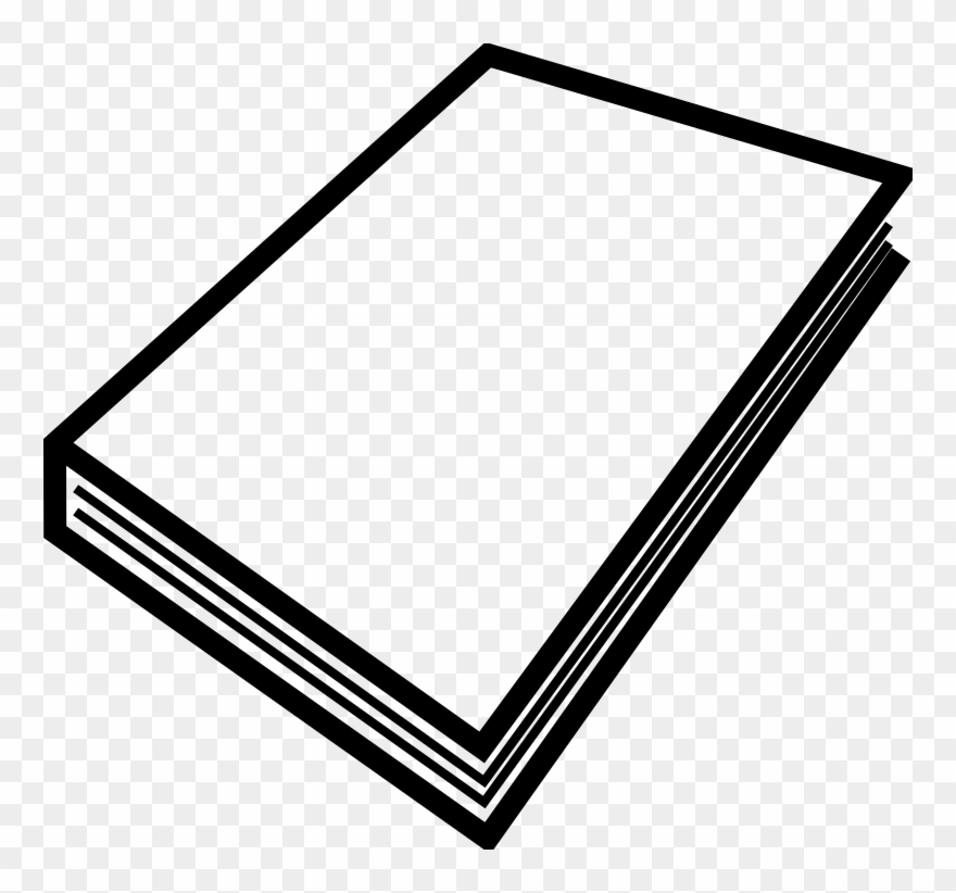 Paper, Book, Stack, Blank, Sheets, White, Booklet - Closed