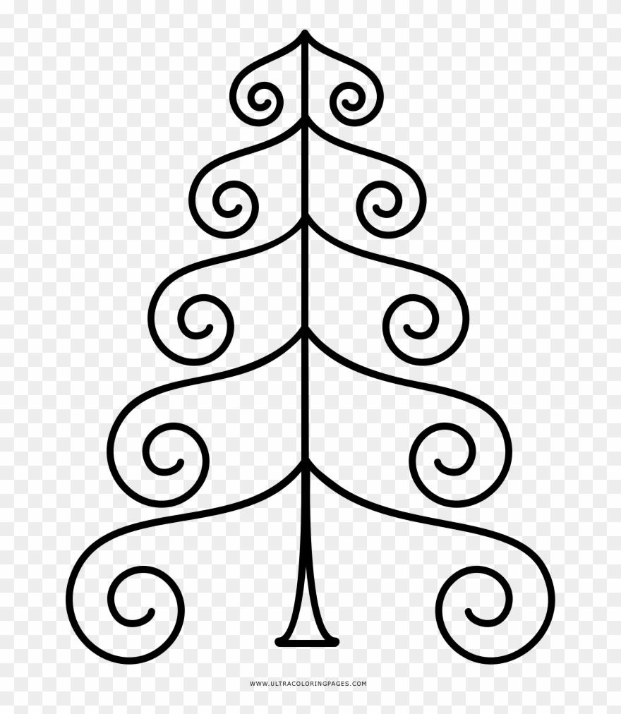 tannenbaum ausmalbilder  christmas tree clipart 4335747