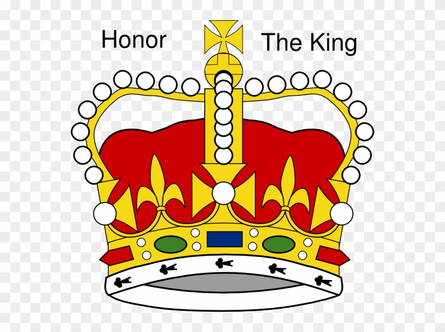 King George Iii Crown Drawing Clipart 442098 Pinclipart