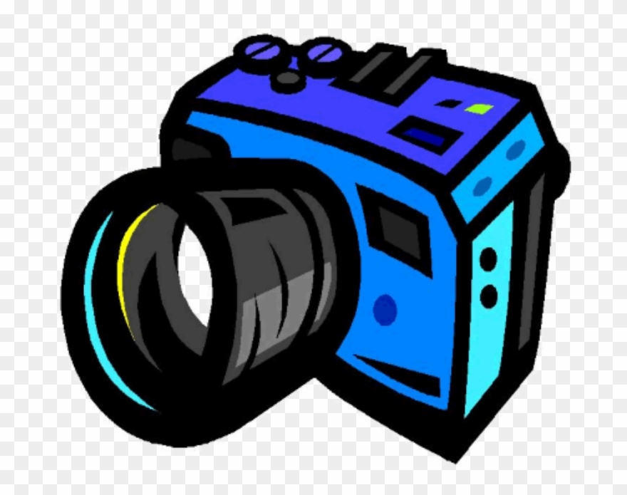 Dslr Photography 1 Person Camera Clipart Png Download 442685 Pinclipart