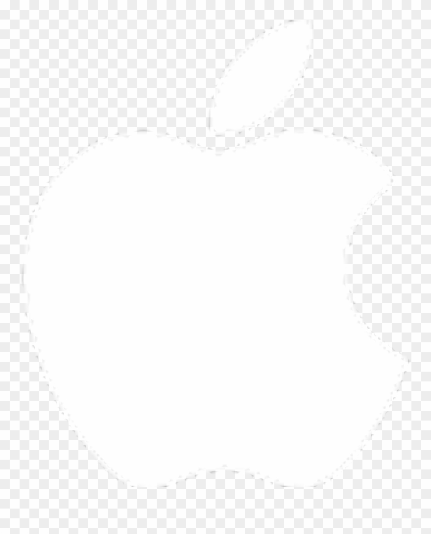 Download Apple Ios App Apple Logo Black And White Png Clipart