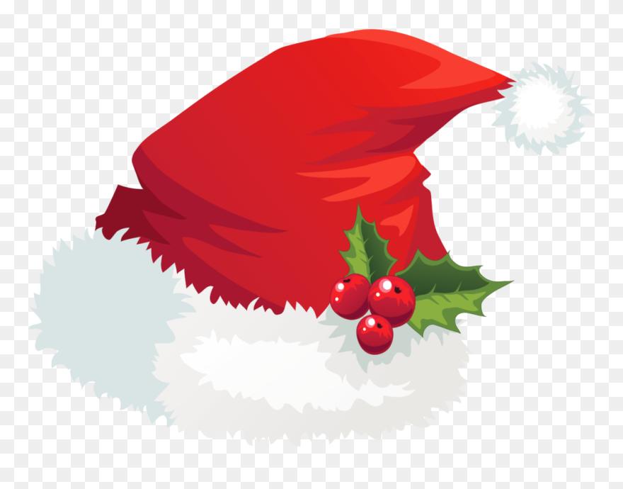Christmas Hat Clipart Free.Christmas Santa Claus Hat Clipart Christmas Free Picture