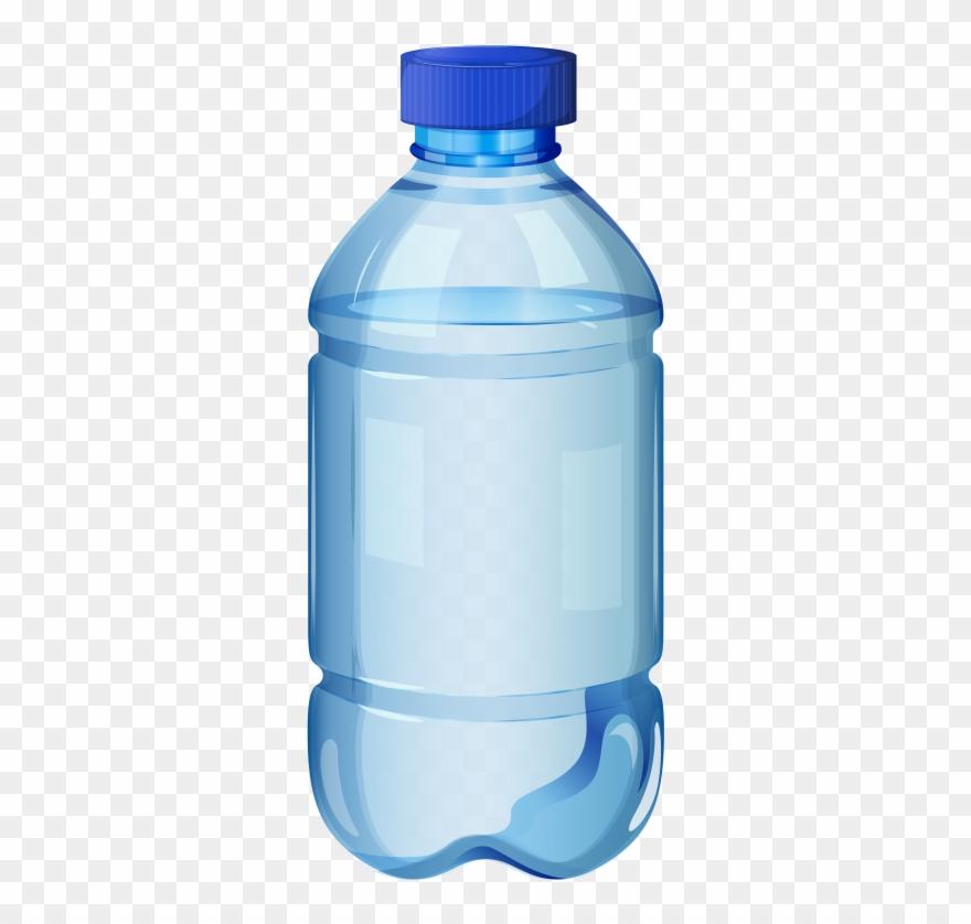 Water Bottle Water Bottle Clip Art Transparent Png Download 447464 Pinclipart