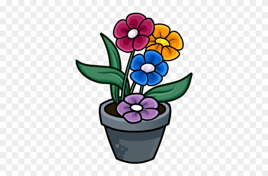Flower Pots - Flower Pot Cracker Hd - Free Transparent PNG Download - PNGkey