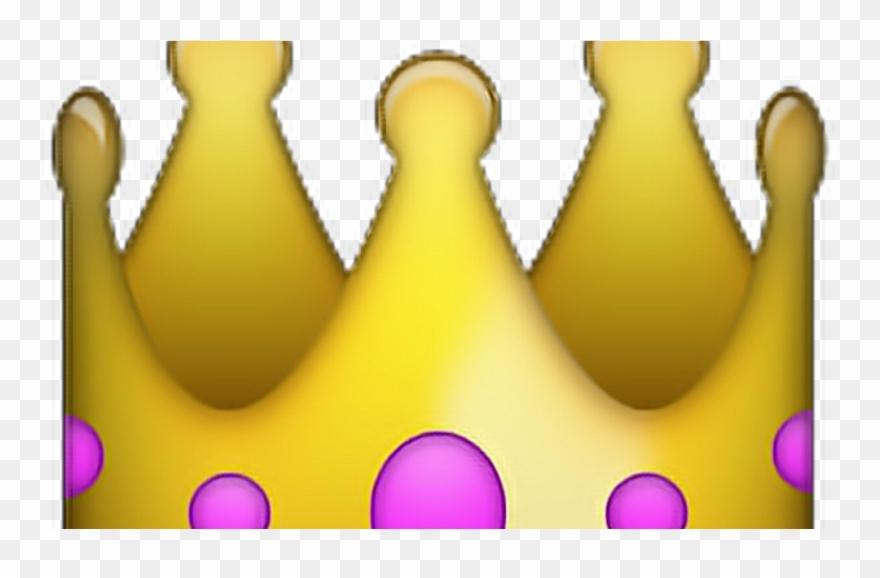 Corona De Princesa Emoji Clipart 4456416 Pinclipart