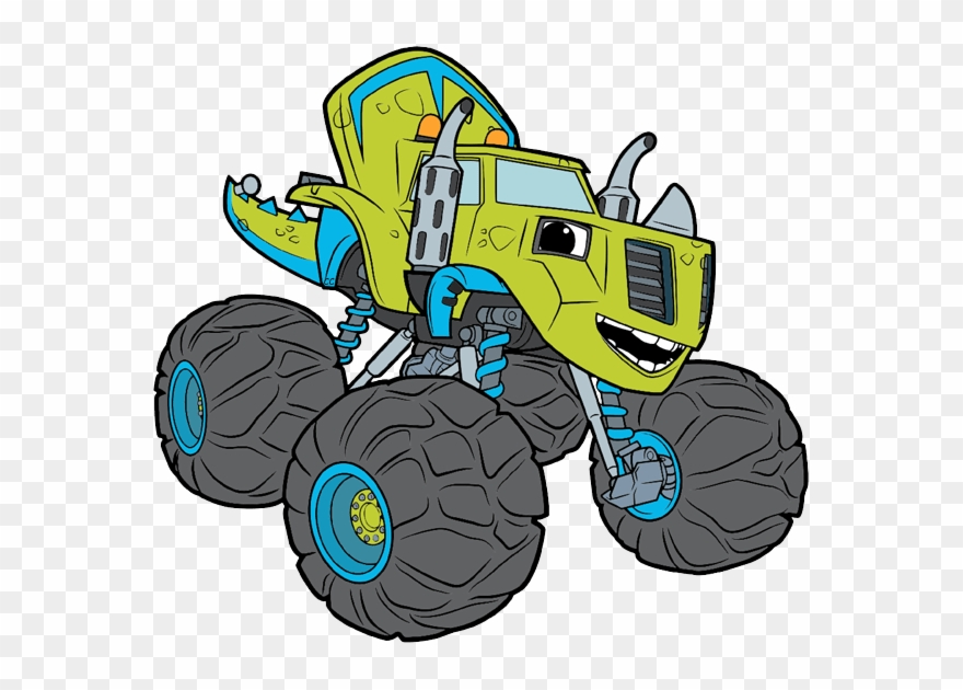 Blaze And The Monster Machines Clip Art Cartoon Blaze And The