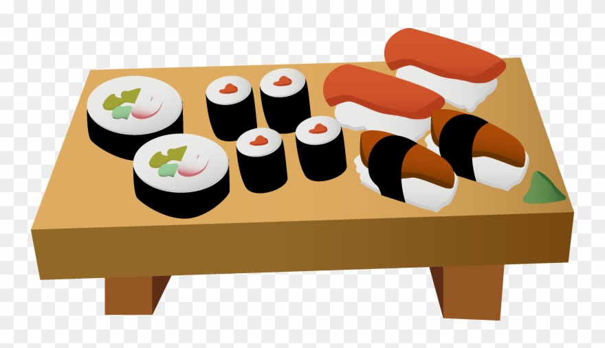 Stickers Aesthetic Sushi Png Clipart (#3209283) - PinClipart