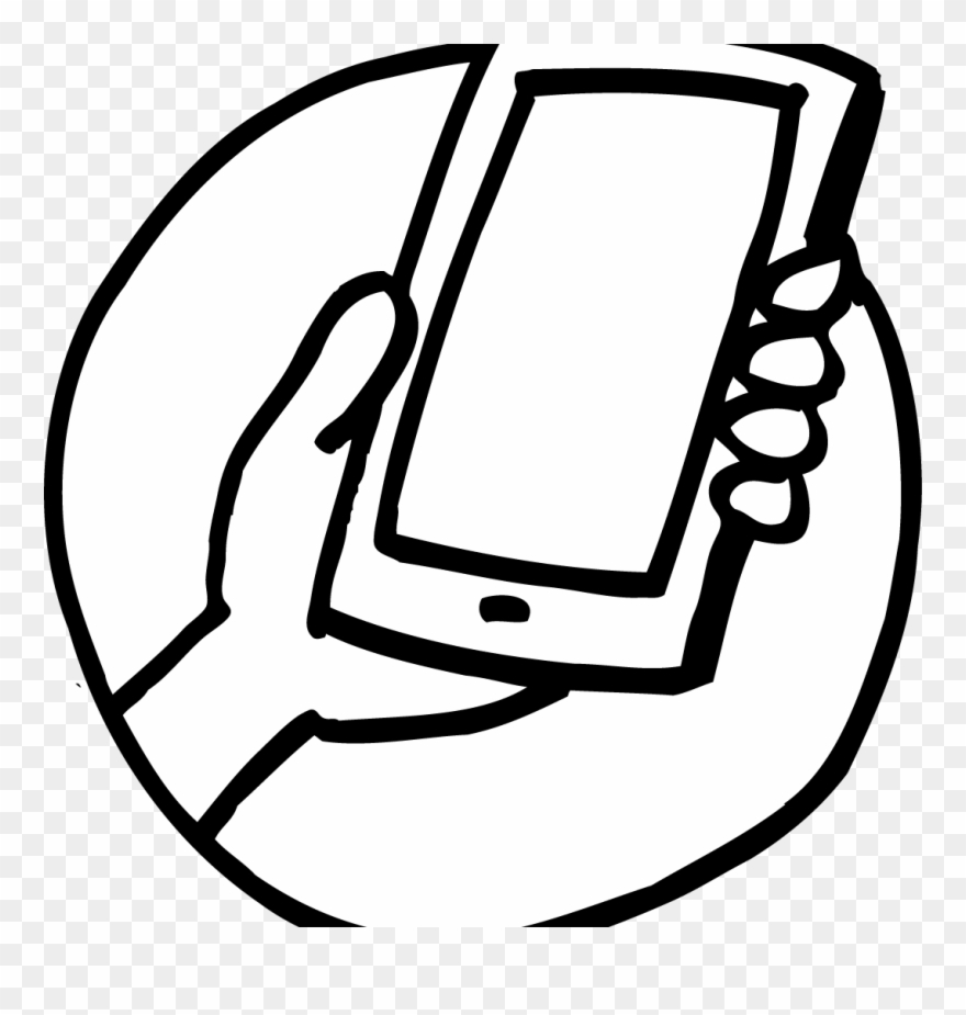 Gdpicture us page phone drawing easy megaphone earphone phone drawing png clipart