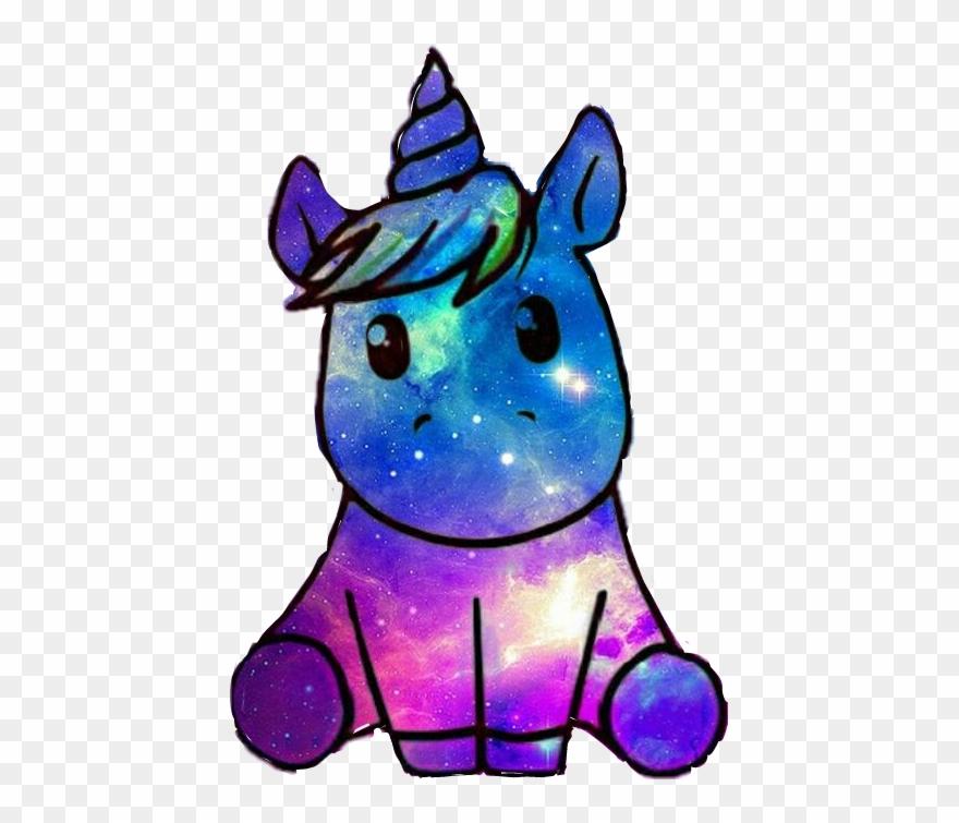 Unicorn galaxy. Clipart pinclipart