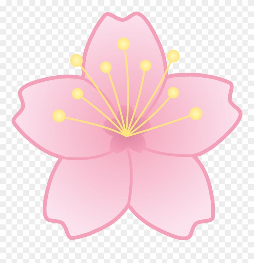 Blossom 20clipart Cherry Blossom Flower Emoji Png Download 459113 Pinclipart 640 x 640 png 231 кб. cherry blossom flower emoji