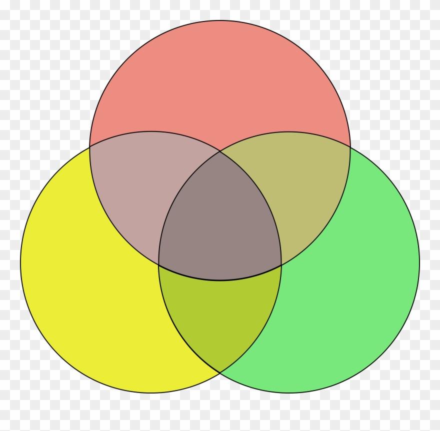 file diagrams people and a venn diagram stock illustration - blank venn  diagram 3 clipart