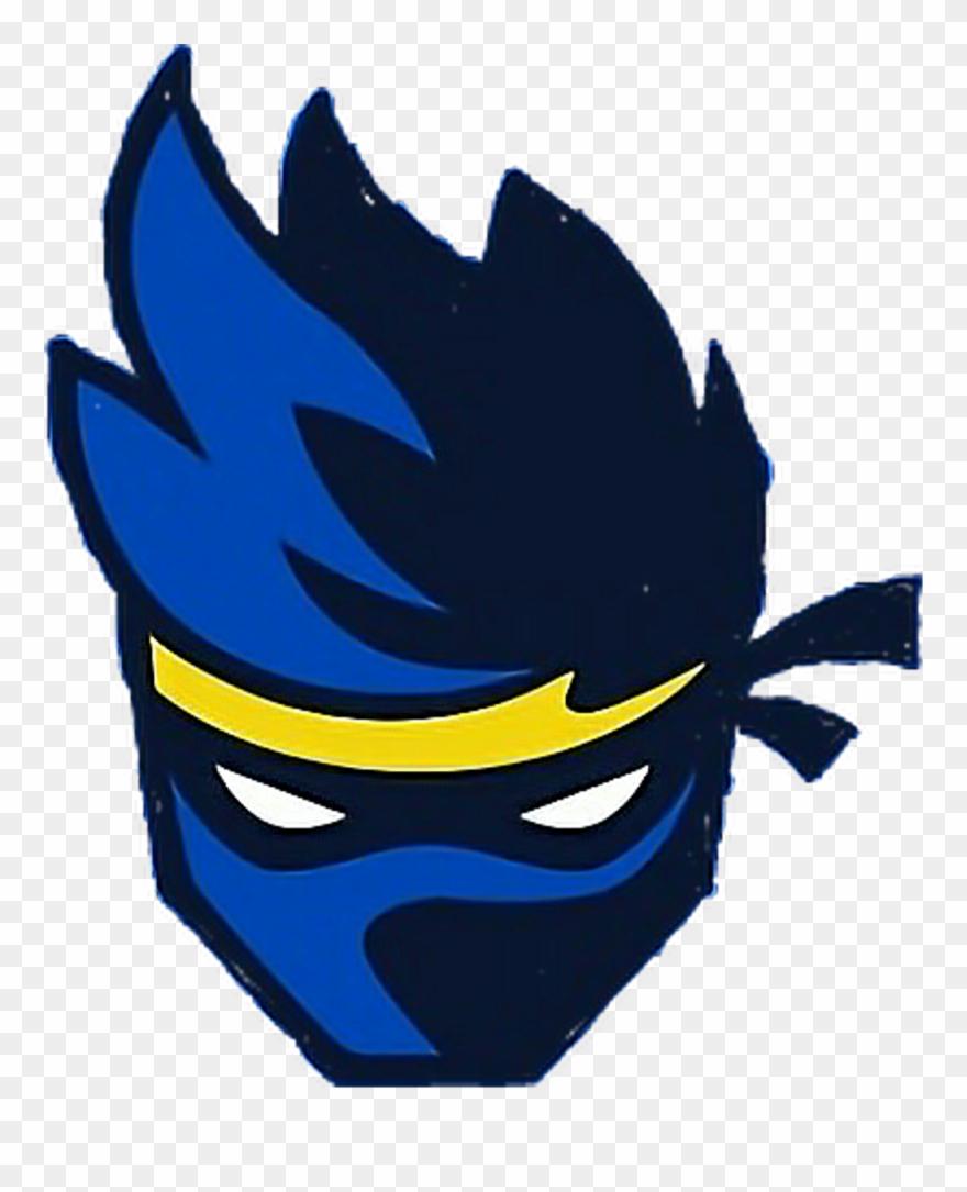 Fortnite cute. Ninja logo png clipart