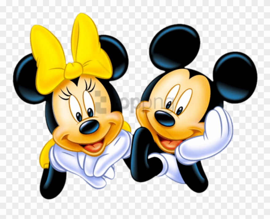 Free Png Nes Png Image With Transparent Background Mickey Y Minnie Mouse Png Clipart 4586601 Pinclipart