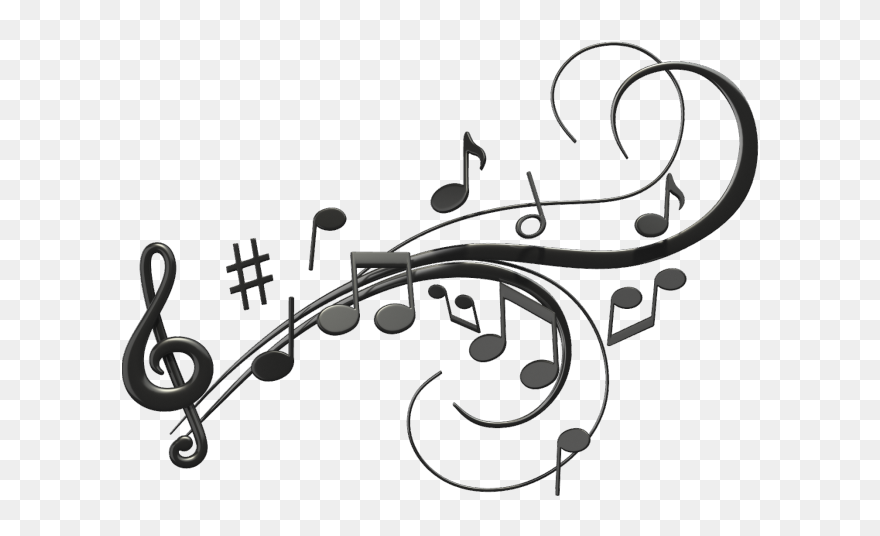 Musical Images X Carwad - Transparent Background Music Notes Png Clipart