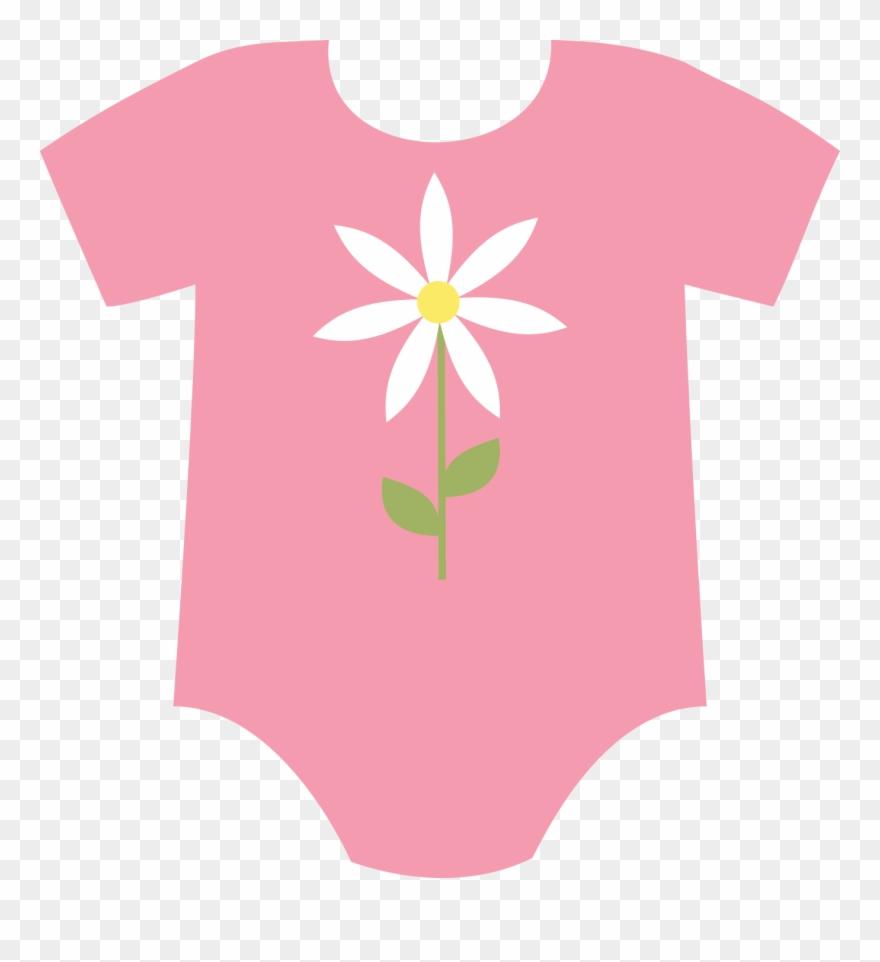 Free Baby Onesie Clipart 4 - Baby Clothes Clip Art Stencil ... (880 x 962 Pixel)