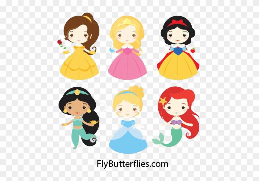 Download Princesses 01 Clipart Set - Cross Stitch Disney ...