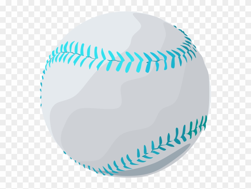 50f631120e69 Baseball Swoosh Clipart - Black And White Softball Logo - Png Download