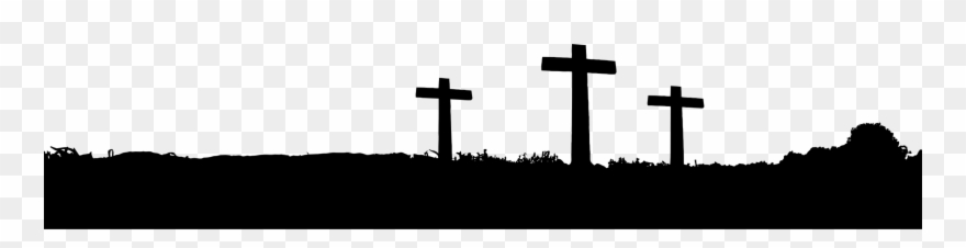 Png Transparent Easter Cross Clipart Free Three Crosses
