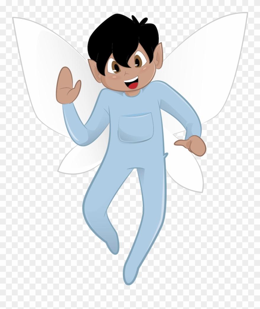 Fairy boy. Free download best on