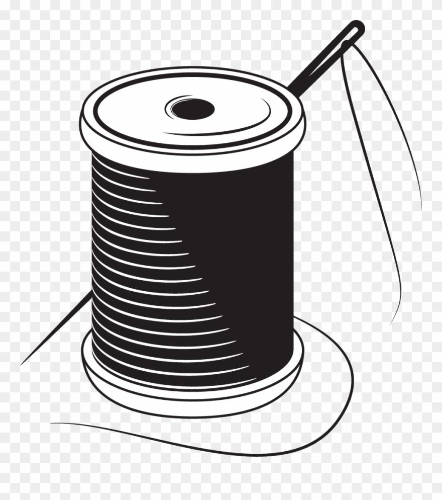 Needle And Thread Clip Art at Clker.com - vector clip art online, royalty  free & public domain