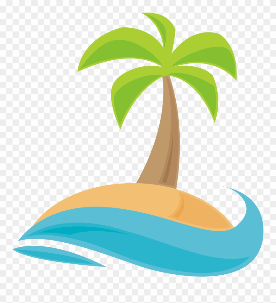 Coconut Palm Tree 3051 3207 Transprent Png Free Download Clip Art