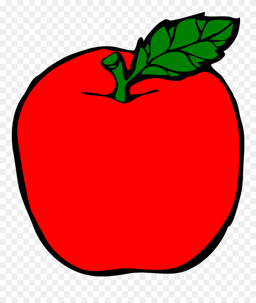 Picture Royalty Free Stock Apple Clip Four Apple Clipart Png Download 489060 Pinclipart