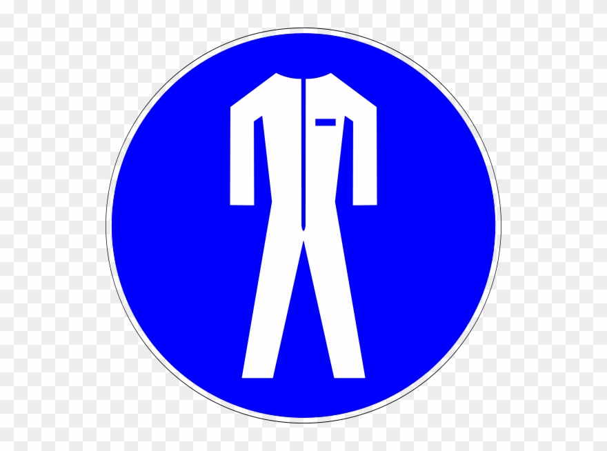 Science Laboratory Safety Signs Ppe Symbol Protective Clothing