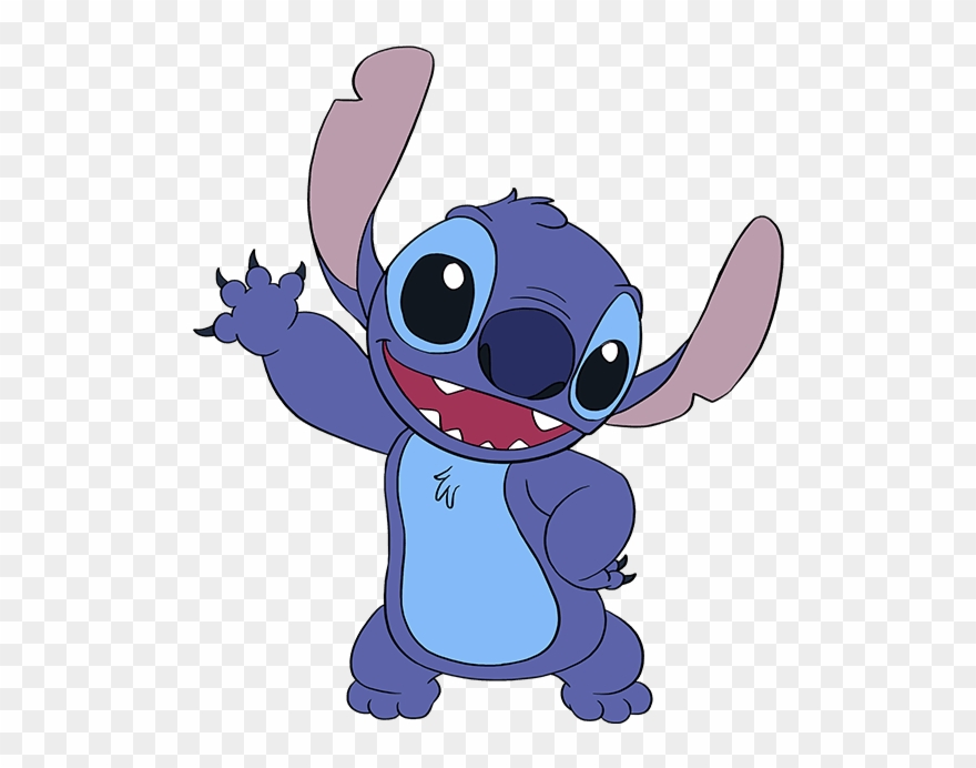 How To Draw Stitch From Lilo And Stitch Stitch Head Drawings Easy Clipart 4858740 Pinclipart