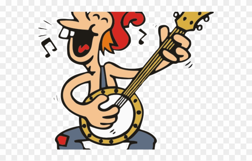 Musician Clipart Hillbilly - Redneck Clipart - Png Download