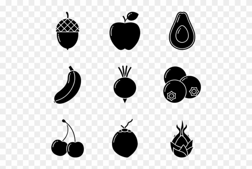 Fruit Clipart (#4875580) - PinClipart