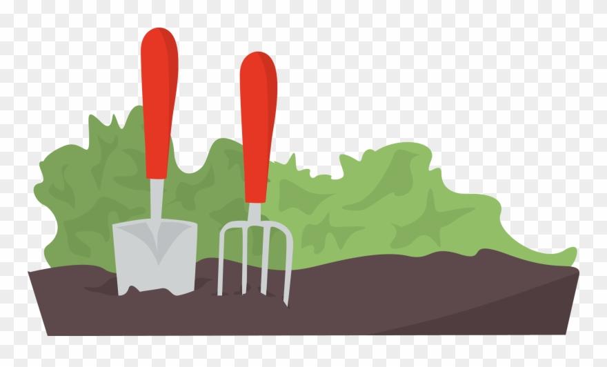 Gardening Tools Clip Art - Png Download (#4877130) - PinClipart