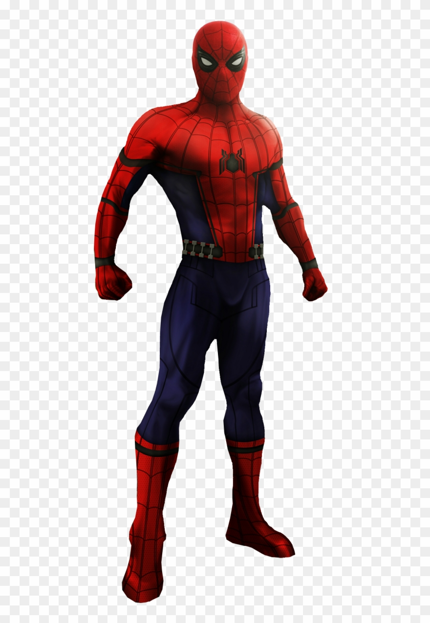 Free Png Spider Man Mcu Spider Man Png Clipart 4881433